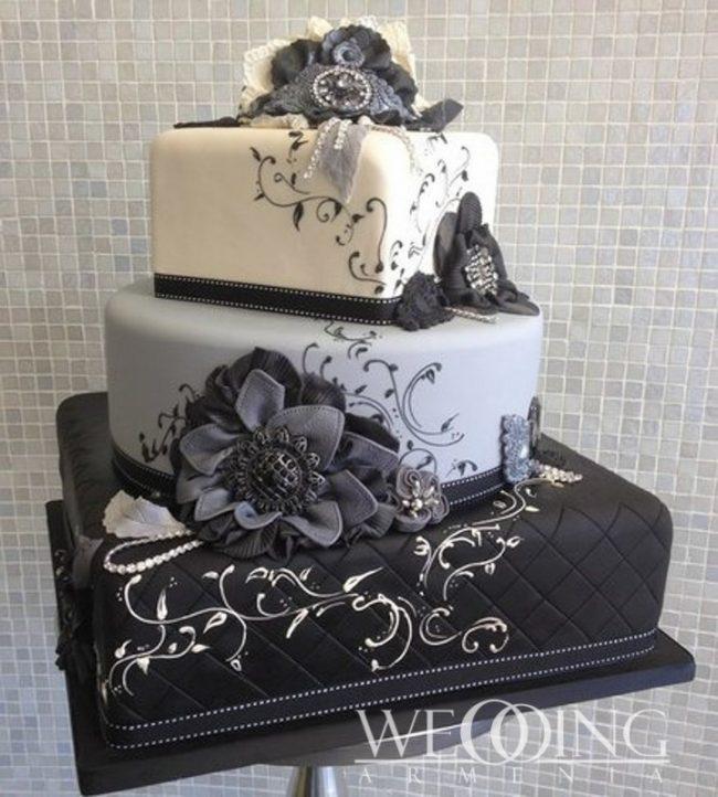Wedding Armenia Most Beautiful Wedding Cakes