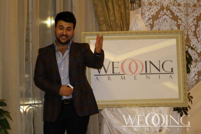 Wedding Armenia Հանդիսավար Շոու Ծրագիր