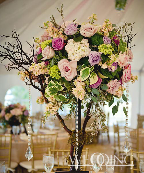 Wedding Armenia Wedding Flower Decoration