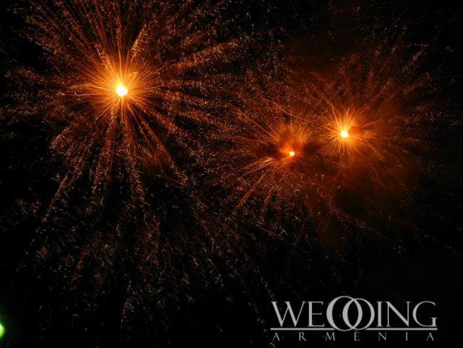 Wedding Armenia The Leaders in Firework Displays