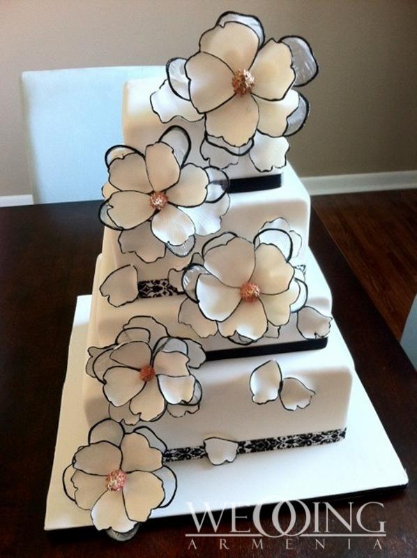 Свадебный Торт на Свадьбу Wedding Armenia