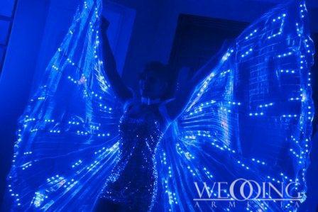 Wedding Armenia Laser Wedding Show