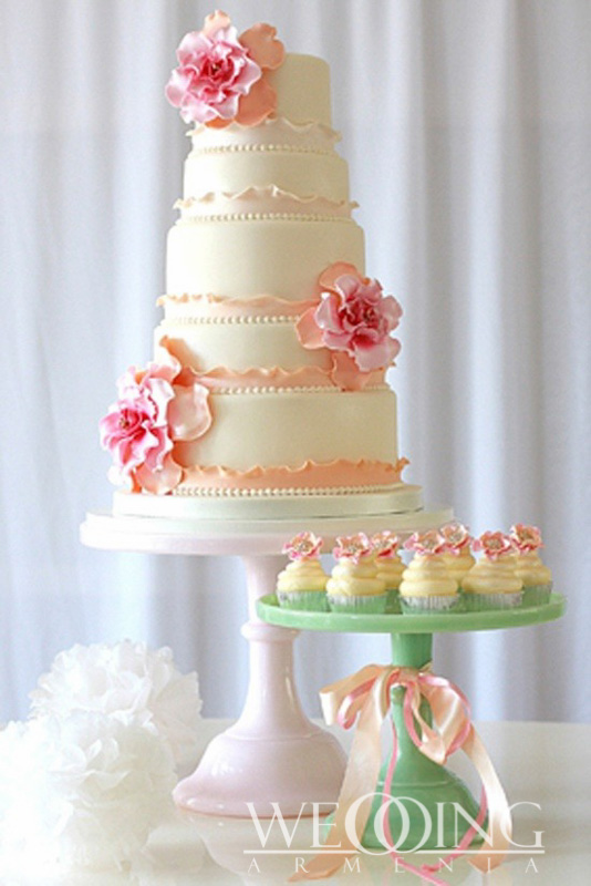 Wedding Cake in Armenia