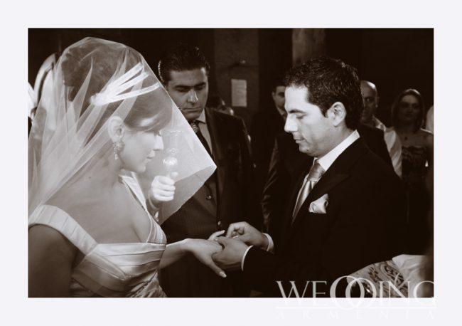 Церковное венчание Wedding Armenia
