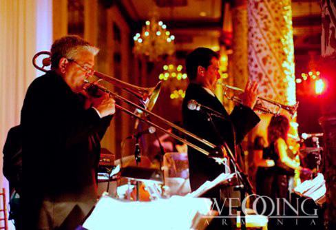 Wedding Armenia Կենդանի երաժշտություն Երգիչներ DJ ծառայություն