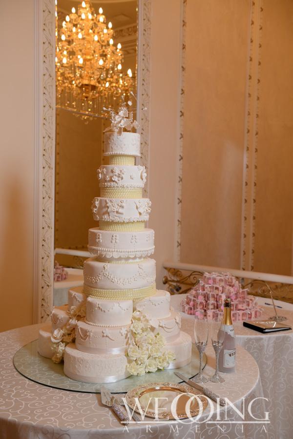 Wedding Armenia Հարսանիք Տորթ