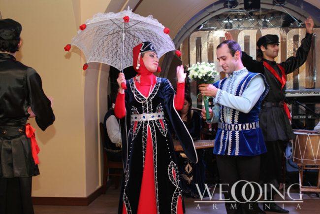 Wedding TOAST-MASTER and SHOW Armenia