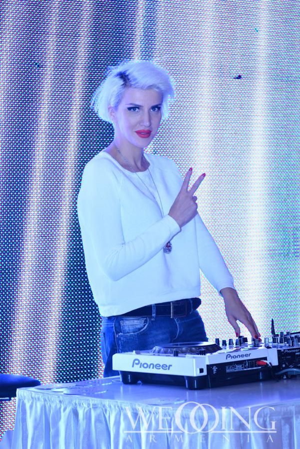 Հարսանեկան կենդանի երաժշտություն DJ