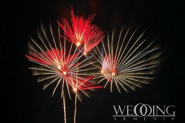Fireworks Displays in Armenia