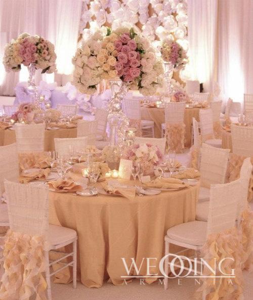 Рестораны для Армянской свадьбы