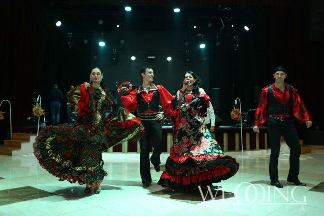 Հարսանեկան Շոու Ծրագիր Թամադա Wedding Armenia