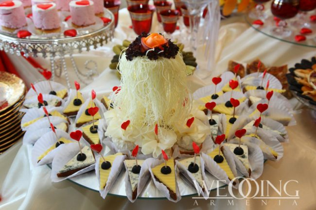 Catering Wedding Events Planner in Armenia