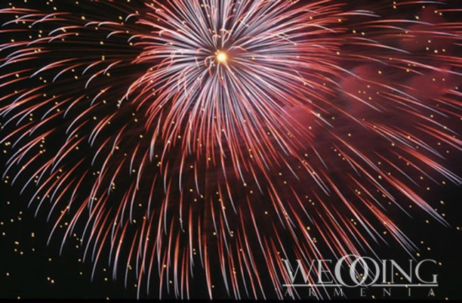 Professional Fireworks Displays For Weddings