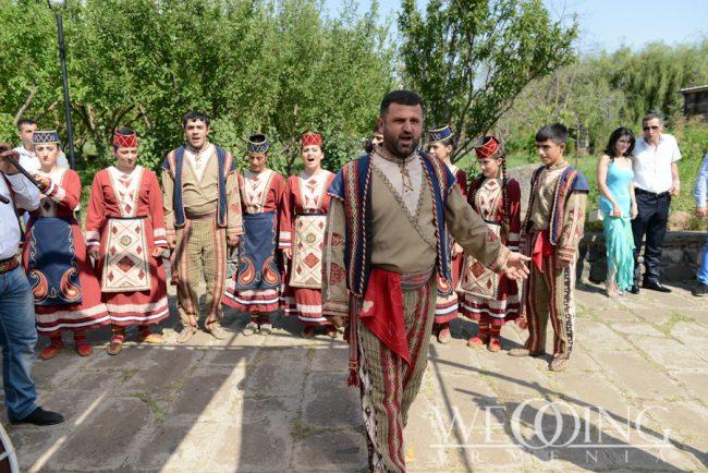 Wedding Armenia Original show-programs for weddings