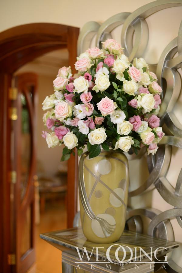 Հարսի սենյակի ձևավորում Wedding Armenia