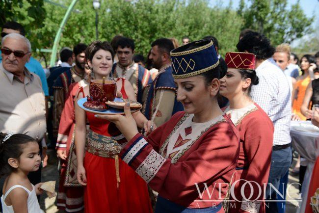 Wedding Armenia Развлечения на свадьбе
