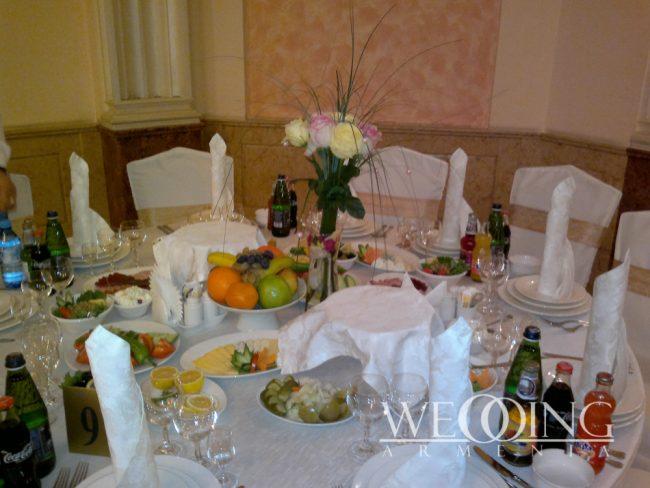 Best Local Restaurants & Wedding Halls in Yerevan