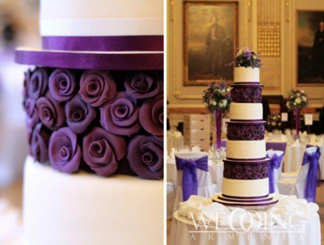 Wedding Armenia Most Luxurious Wedding Cakes
