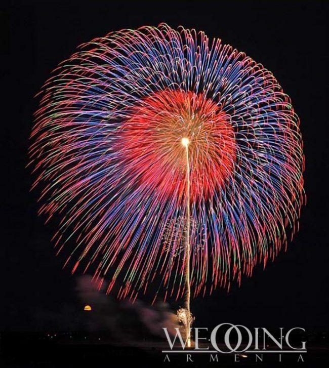Wedding Firework Shows