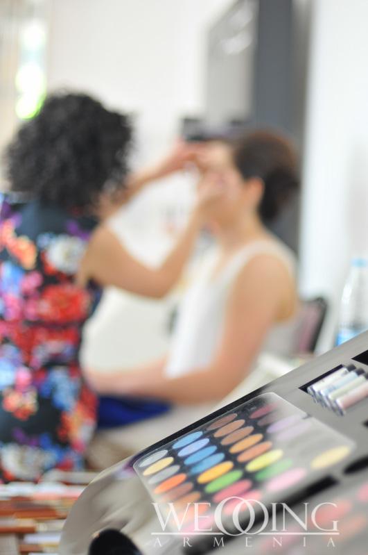 Свадебный макияж и прическа невесты Wedding Armenia