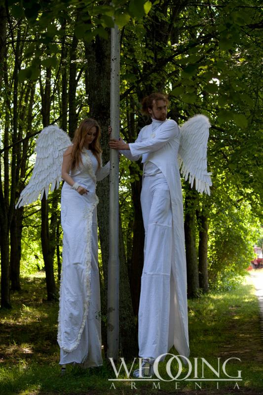 Artists and Show and Toast-master for the Wedding WeddingArmenia