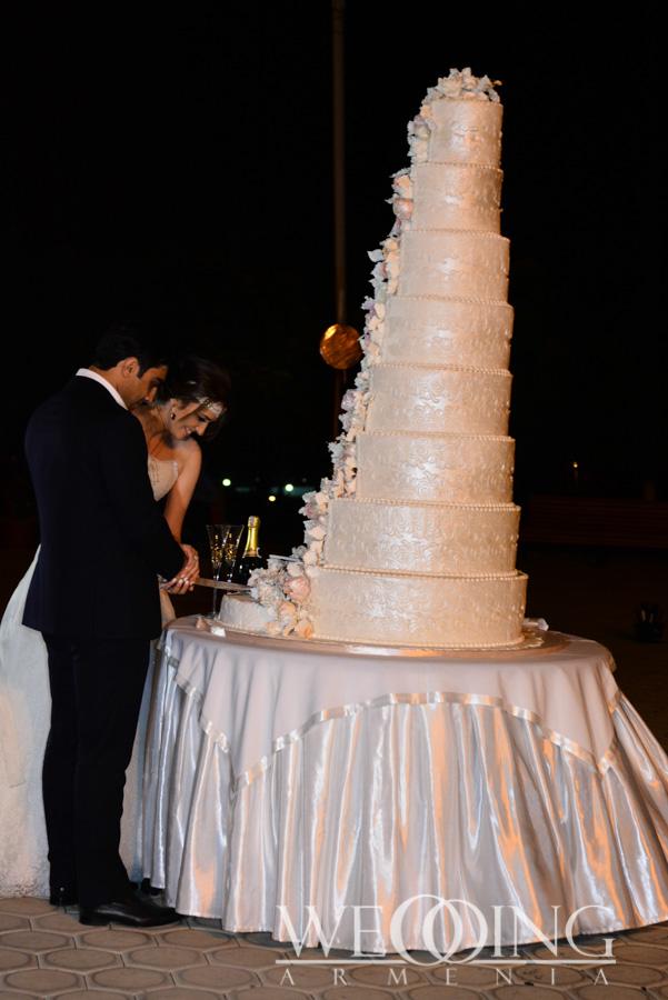 The Prettiest Wedding Cakes Wedding Armenia
