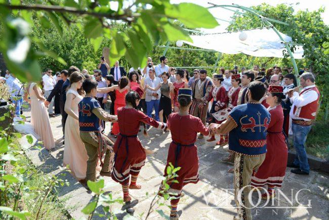 Wedding Armenia Wedding Toast-master in Armenia