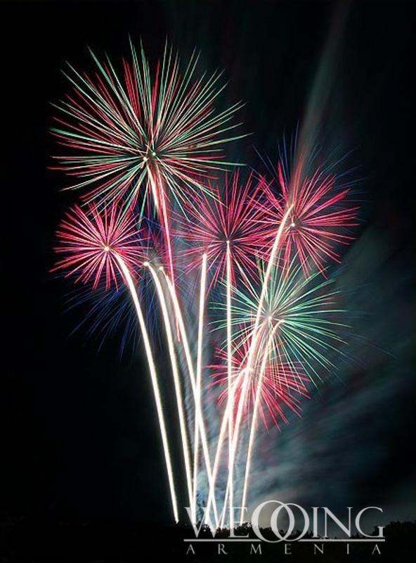 Wedding Fireworks & Effects