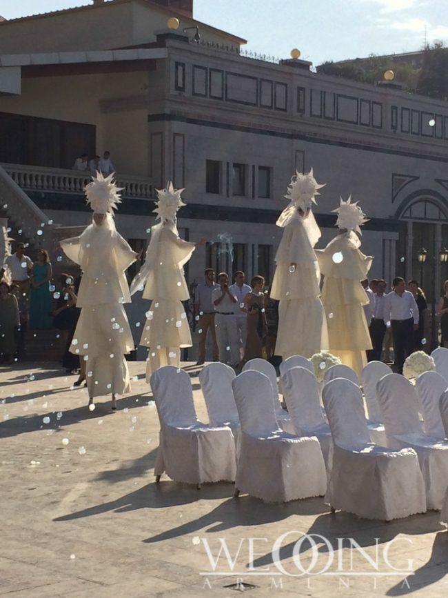 WeddingArmenia Հարսանեկան շոու ծրագիր