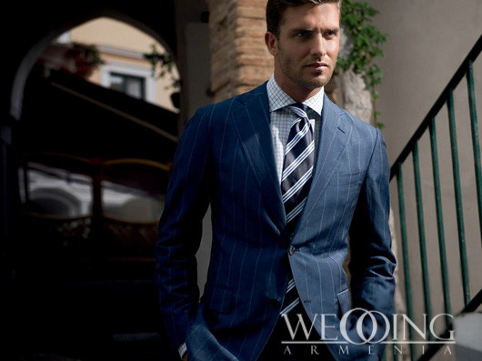 Groom Suit and Evening Gowns wedding armenia