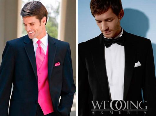 Groom's Suits wedding armenia