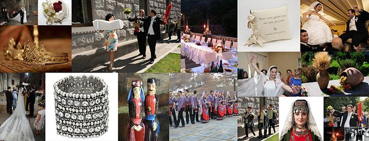 Ethnic weddings in Armenia