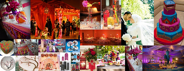Oriental weddings