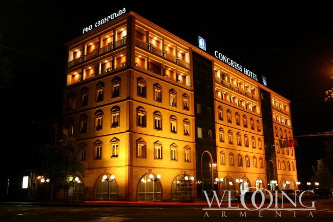 Նորապսակների համար Հյուրանոցներ Wedding Armenia