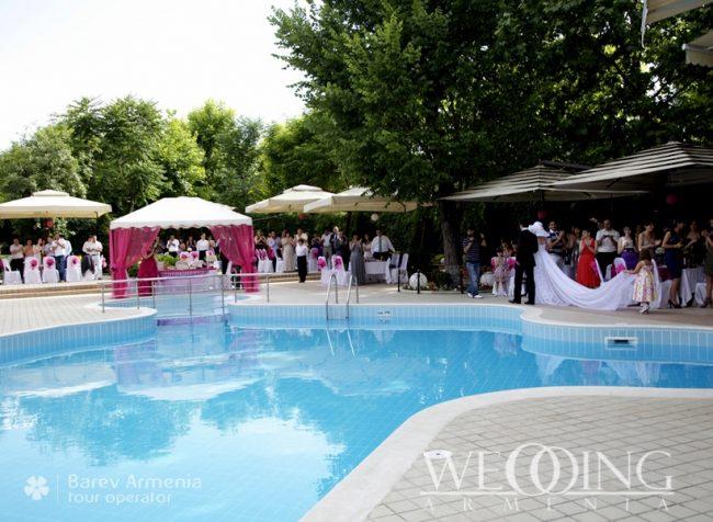 Отели и Гостиницы Армении для сборов невесты и жениха Wedding Armenia