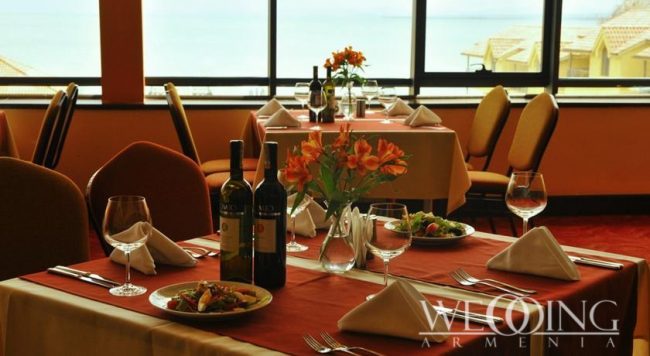 Cамые романтичные Гостиницы Wedding Armenia
