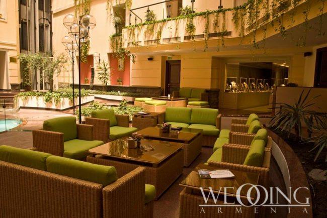 Wedding Armenia Romantic Hotels
