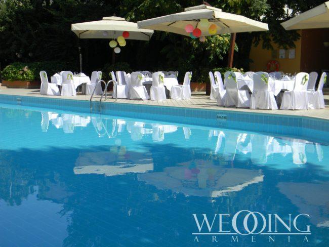 Проведение свадьбы в Гостинице