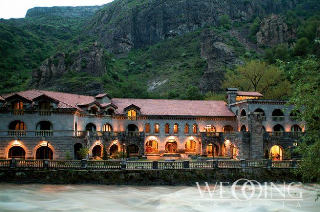 Շքեղ Հյուրանոցներ Հայաստանում Wedding Armenia