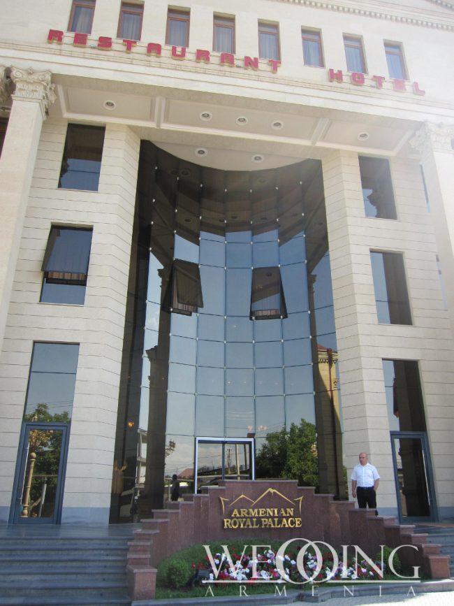 Wedding Hotels in Yerevan Armenia