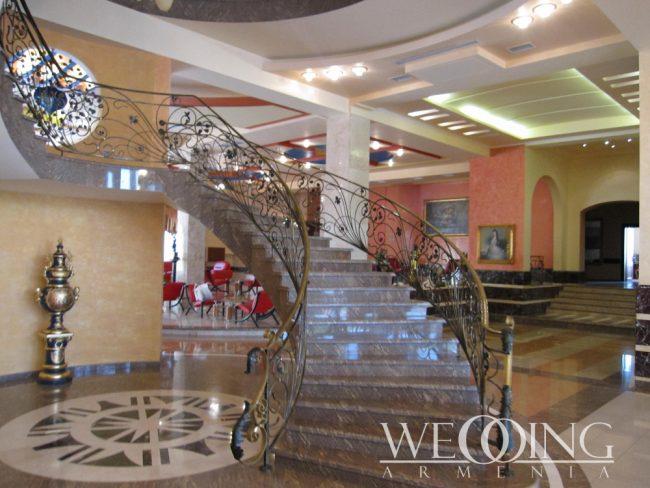 Wedding Armenia Շքեղ Հյուրանոցներ