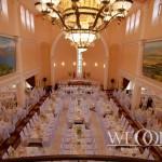 Свадьба в ресторане, банкетном зале (1 of 76)