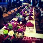 Свадьба в ресторане, банкетном зале (57 of 76)