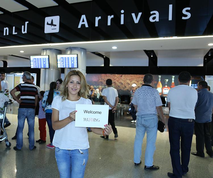 Добро пожаловать в Армению