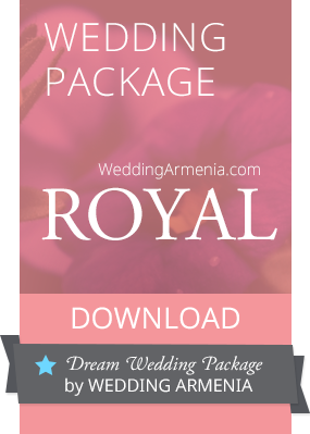 Wedding Package Royal by Wedding Armenia