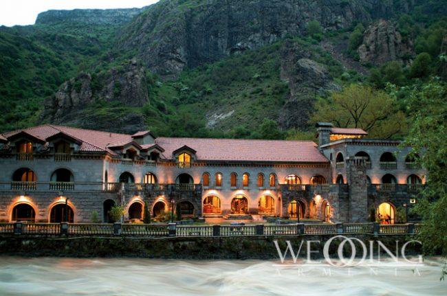 Wedding Armenia Проведение свадьбы в Гостинице