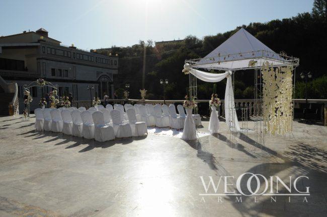 Wedding Armenia Outdoor Wedding Ceremony