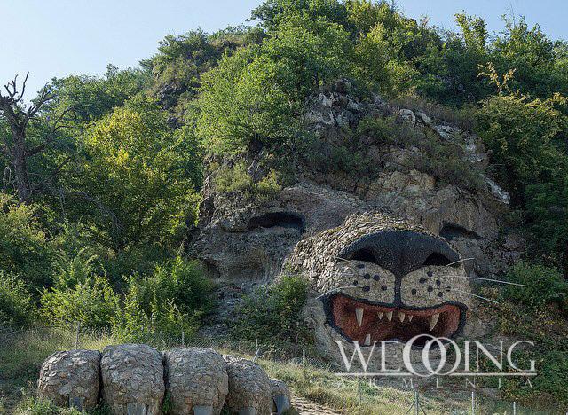 Свадьба в горах Нагорный Карабах