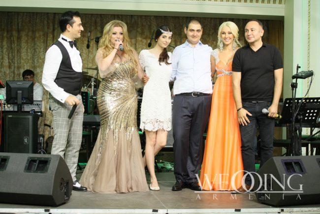 VIP weddings in Armenia