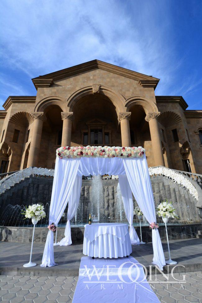 Էլիտար հարսանիքներ Հայաստանում